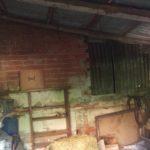 rimozione copertura in cemento amianto a buti